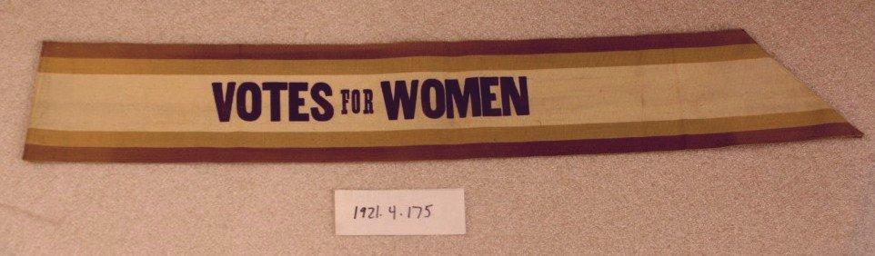 Sash - Votes for Women