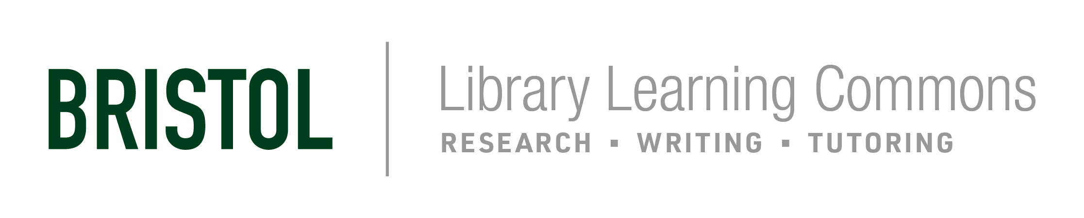 Logo Library Learning Commons