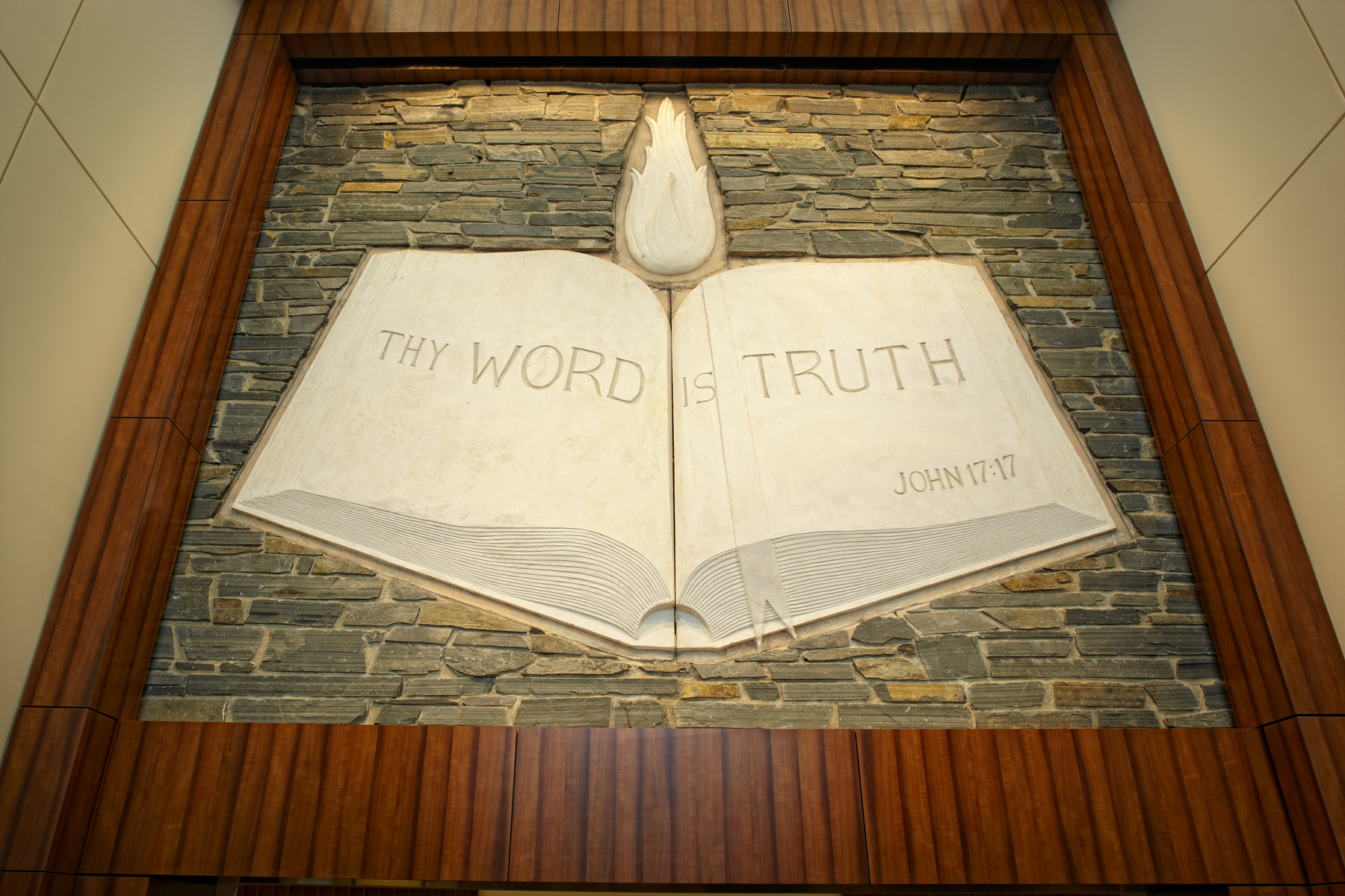 Thy Word is Truth Picture