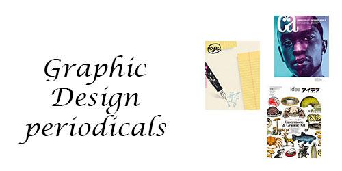Graphic design periodicals