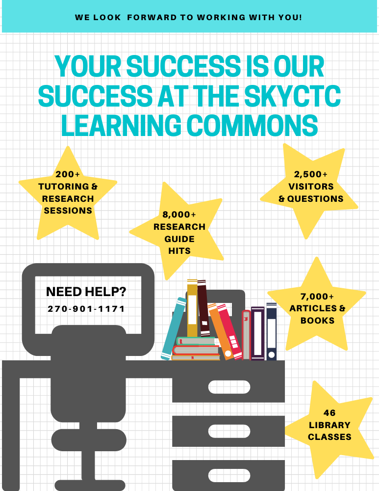 image of success in Learning Commons