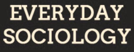 Everyday Sociology logo