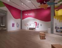 """The Book"" section showcasing Michaela Goade"