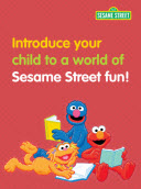 Introduce your child to a world of Sesame Street fun!