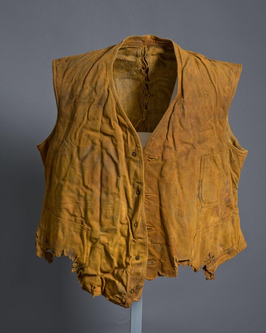 Relic vest.