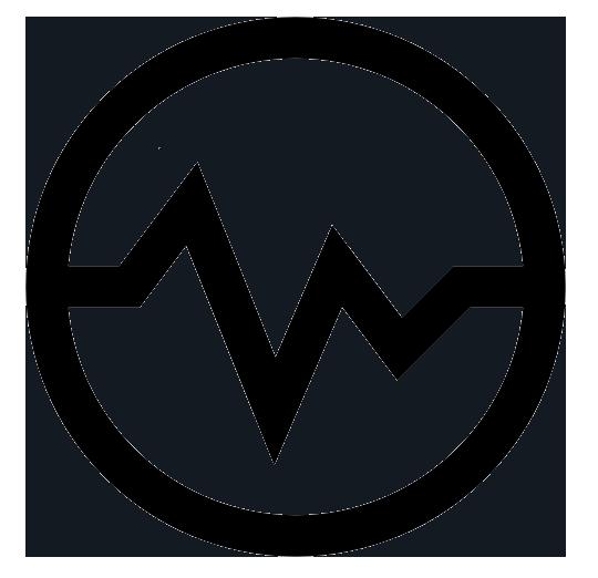 Earthquake icon.