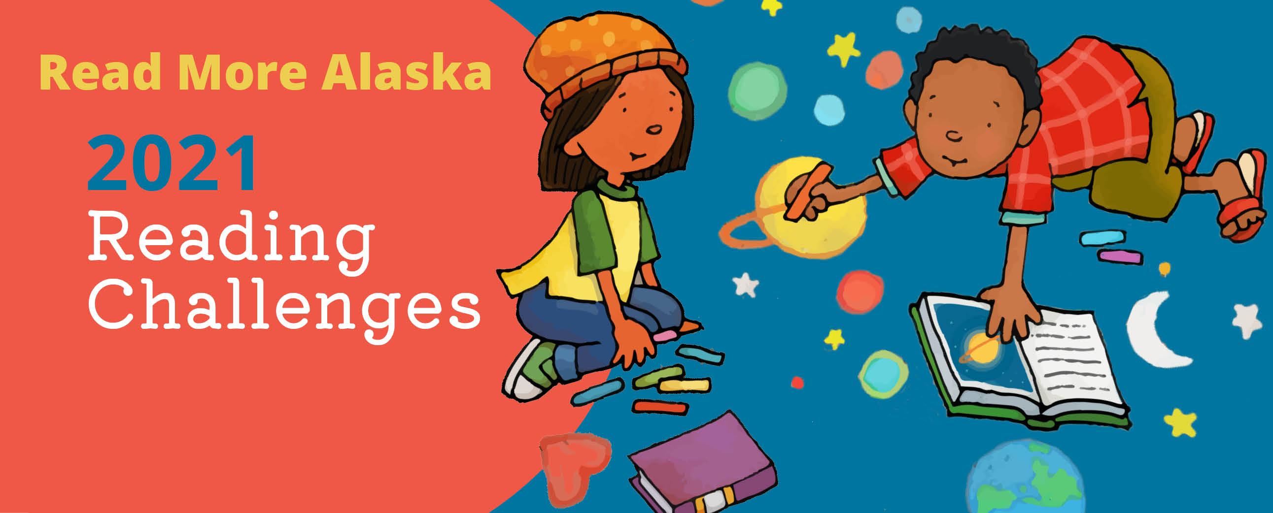 Read More Alaska 2021 Summer Reading Challenges