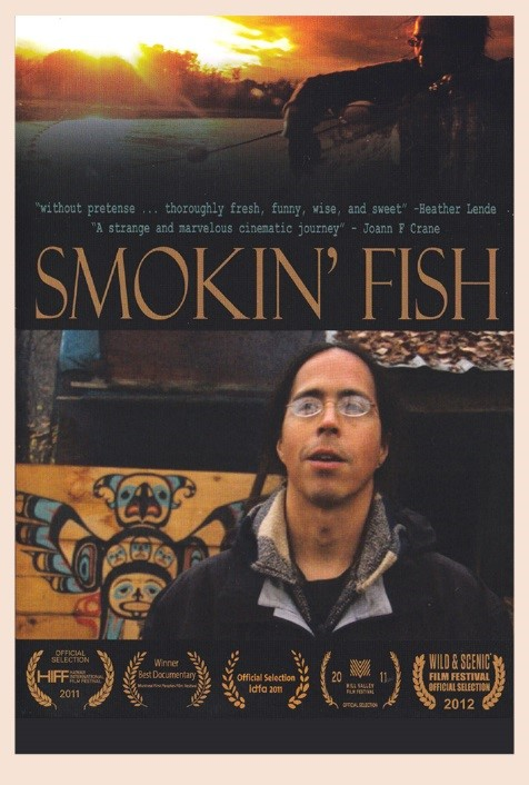 Smokin' Fish movie cover.
