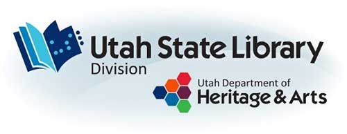 Utah State Library, Division of Utah Department of Heritage & Arts.