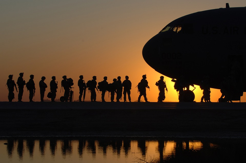Image: U.S. Army soldiers