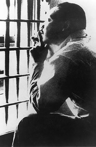 Martin Luther King, Jr. in Birmingham Jail