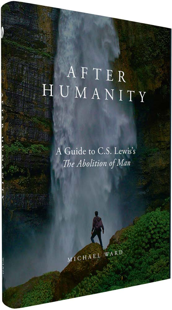 After Humanity book jacket