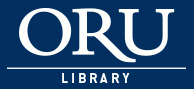 Link to ORU Library Home