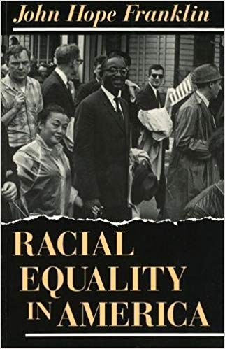 cover art Racial Equality in America