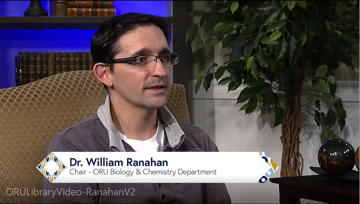 Dr. William Ranahan