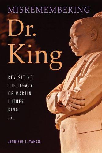 Misremembering Dr King
