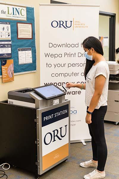 Wepa printer