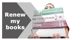 Renew Books