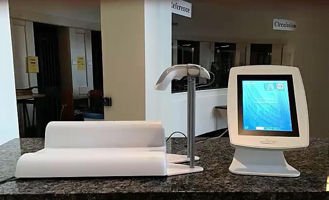 Self Checkout Kiosk