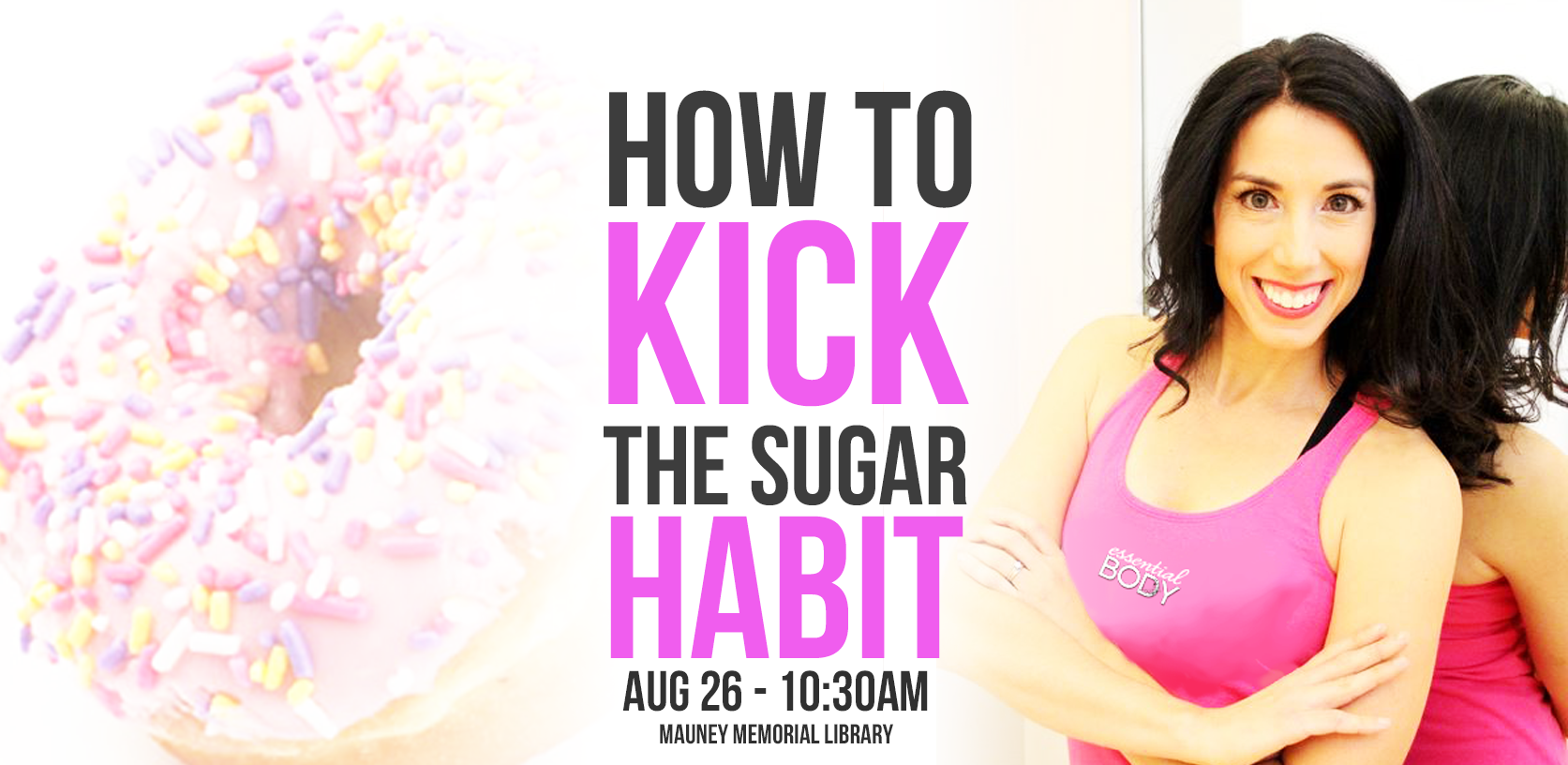 How to Kick the Sugar Habit
