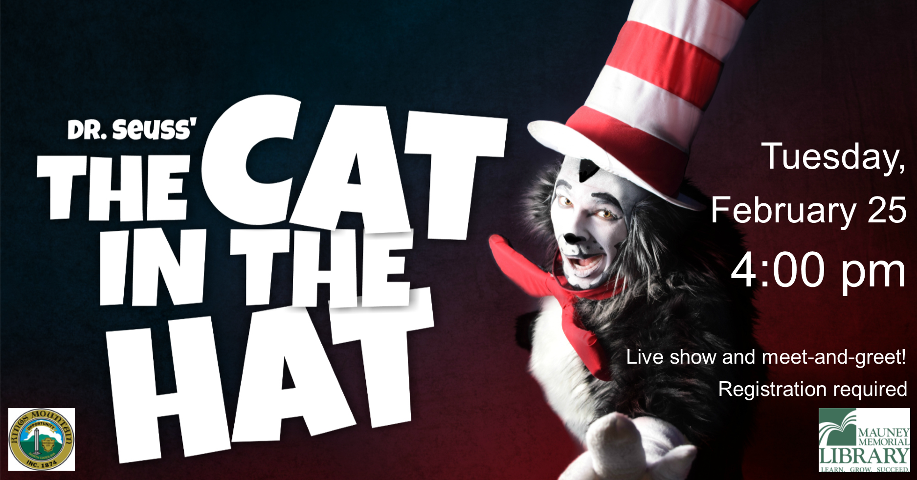 The Cat in the Hat - Presented by Sigmon Theatrical