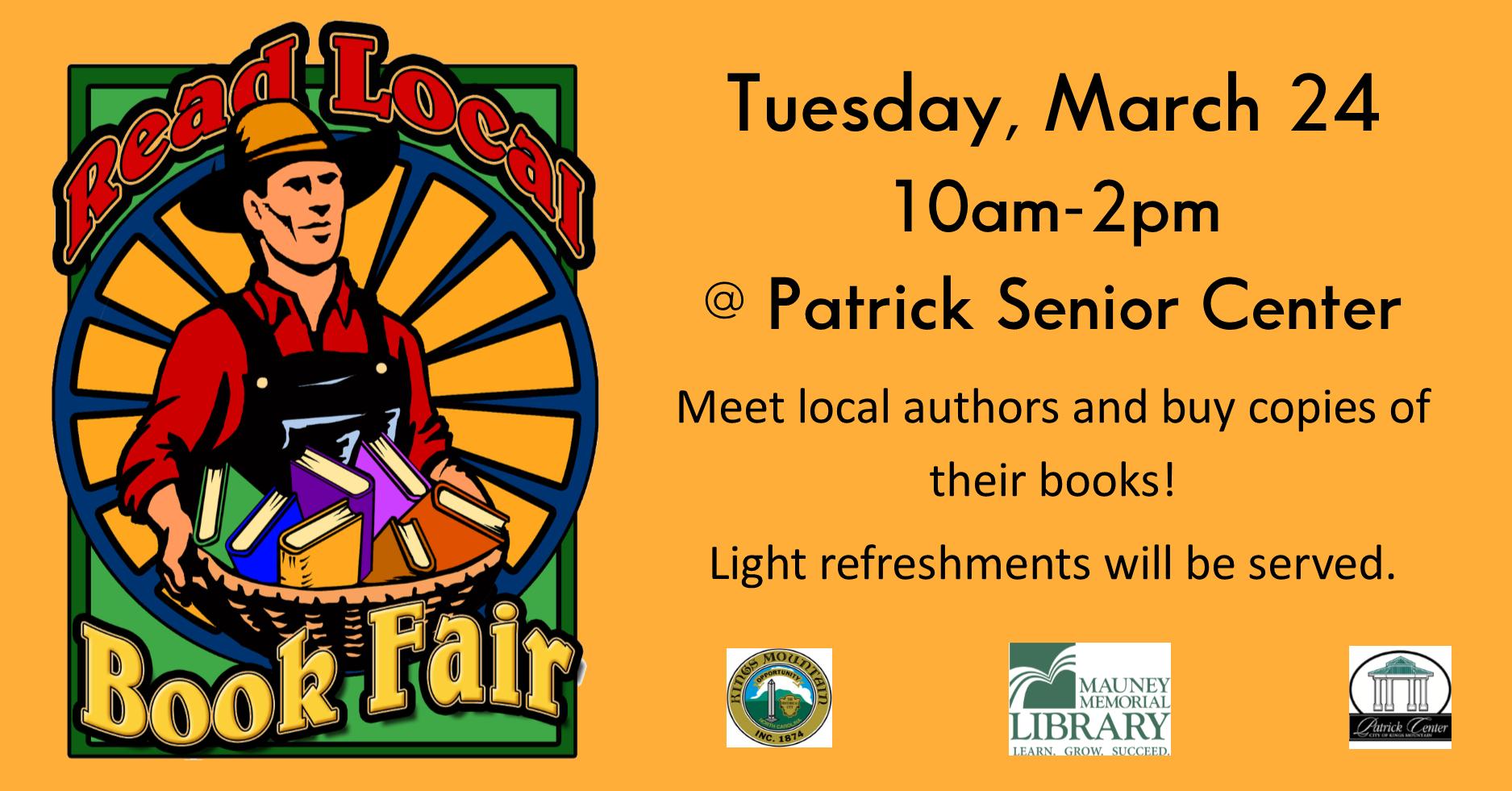 Read Local Book Fair