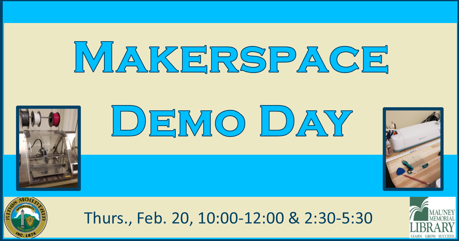 Makerspace Demo Day