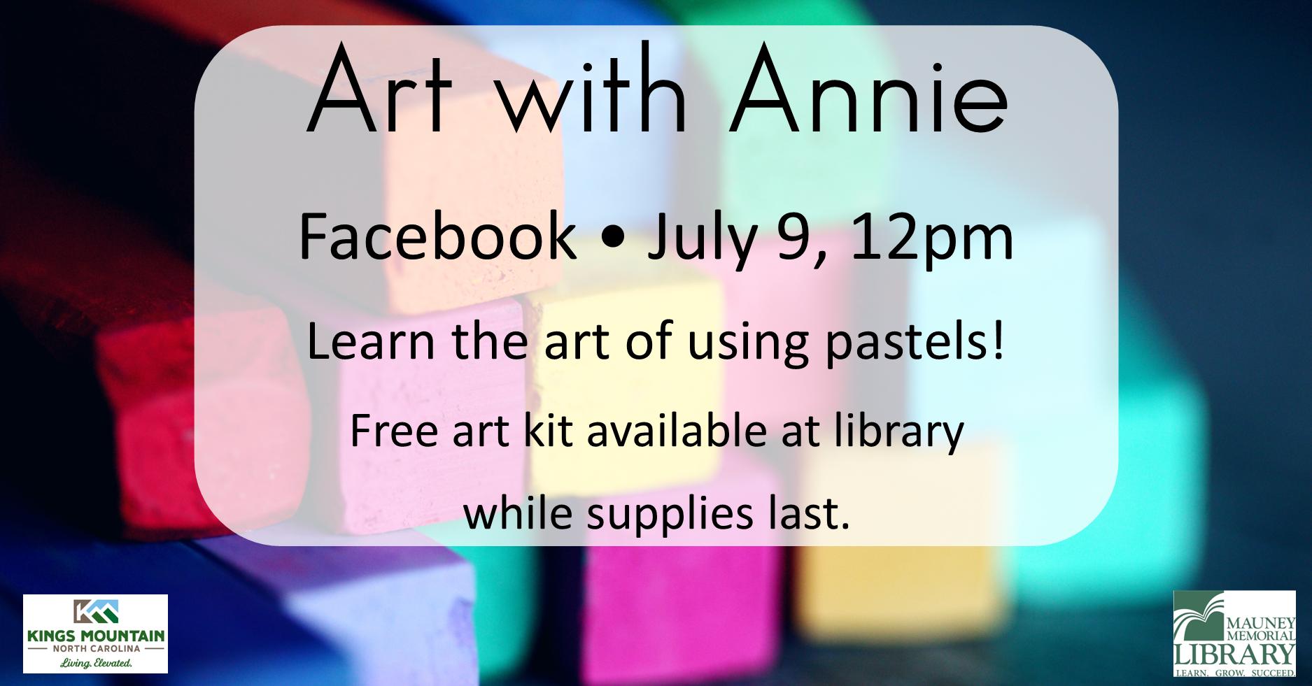 Art with Annie