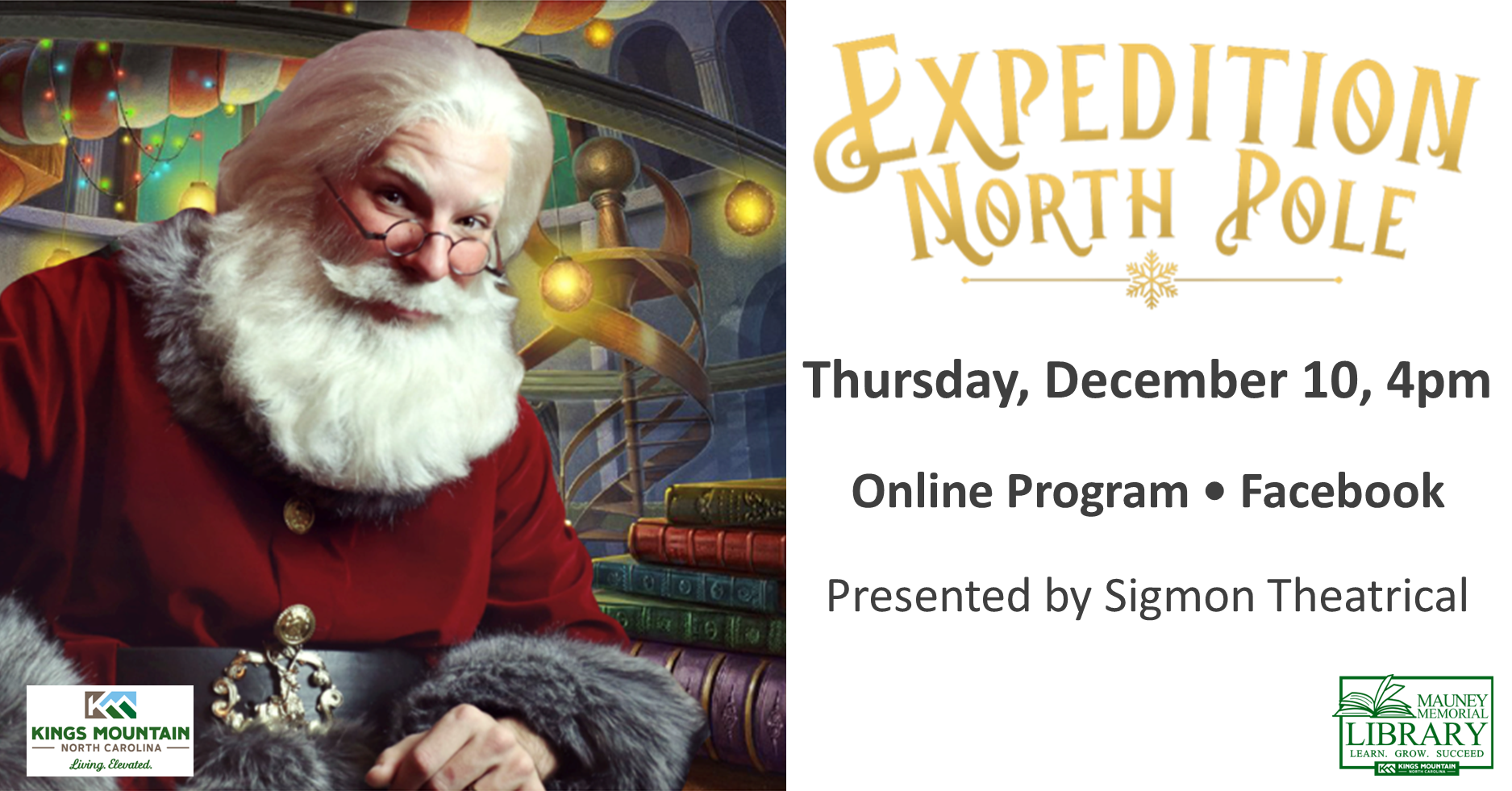 Expedition: North Pole