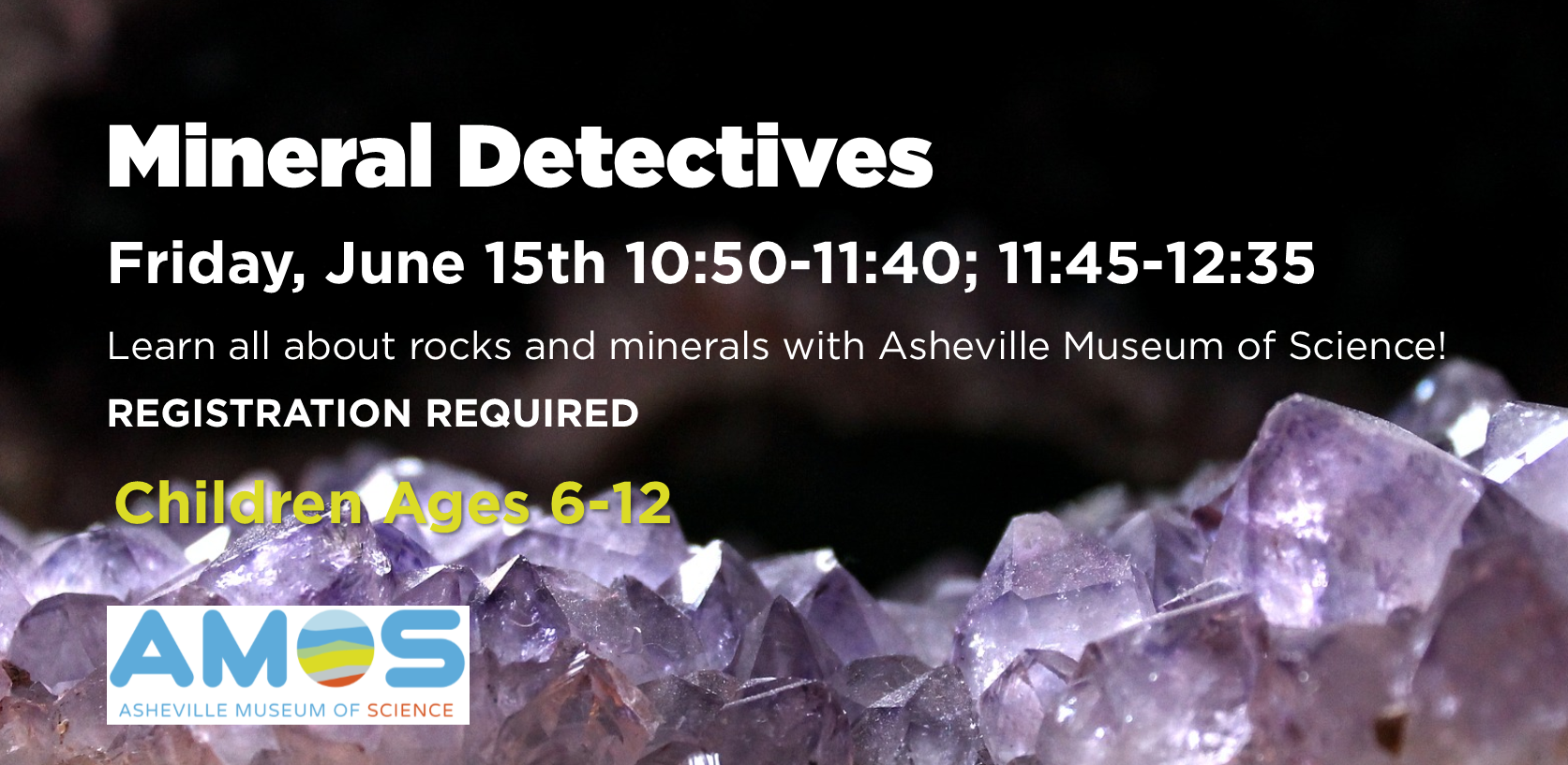 Mineral Detectives