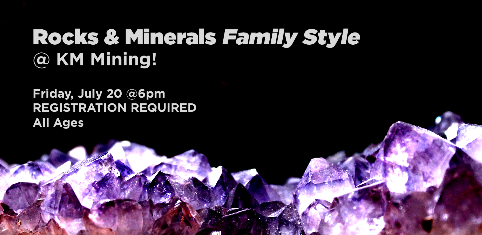 Rocks & Minerals: Family Style