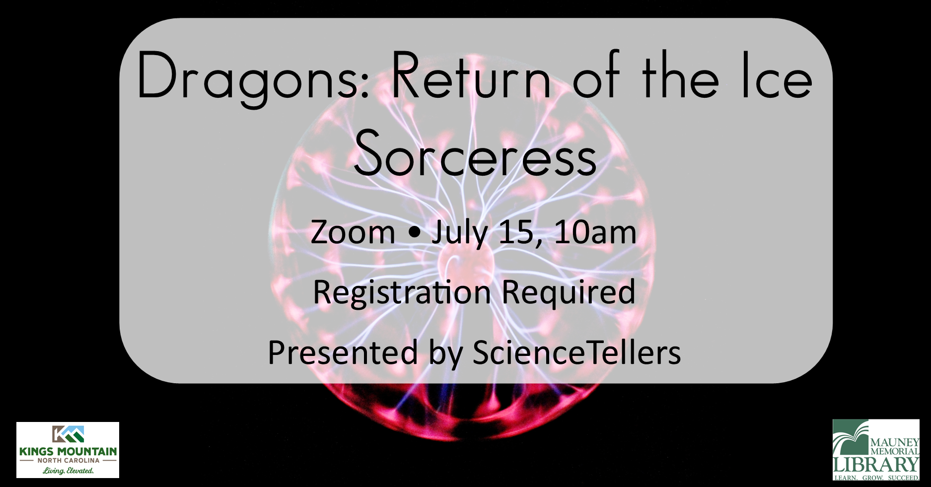Dragons: Return of the Ice Sorceress