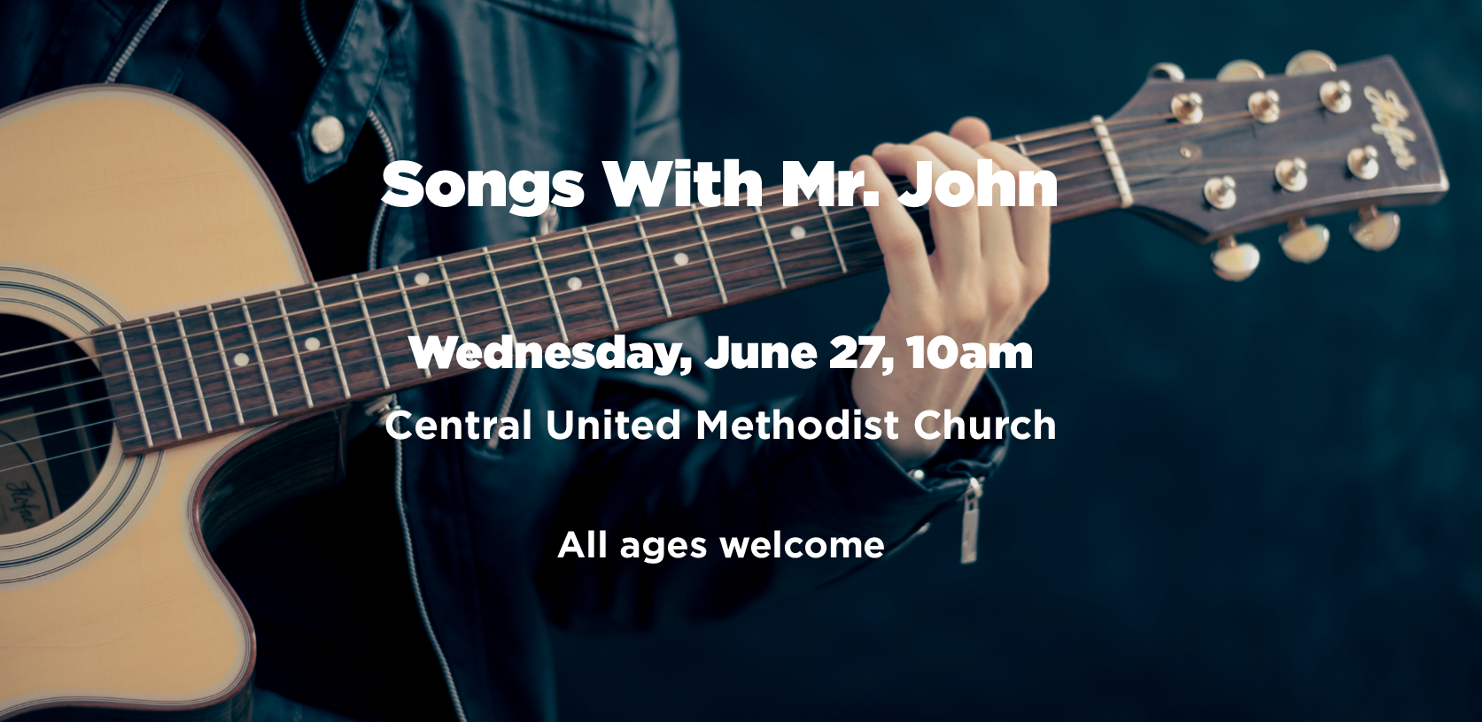 Songs With Mr. John
