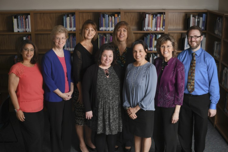 R.A. Williams Libray Staff