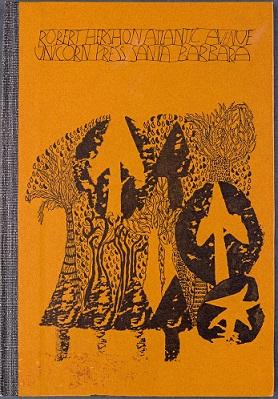 Tthe book Atlantic Avenue by Robert Hershon.