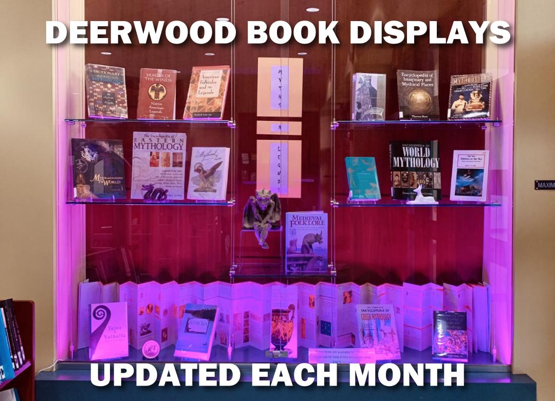 FSCJ Book Display. Click for more Information.