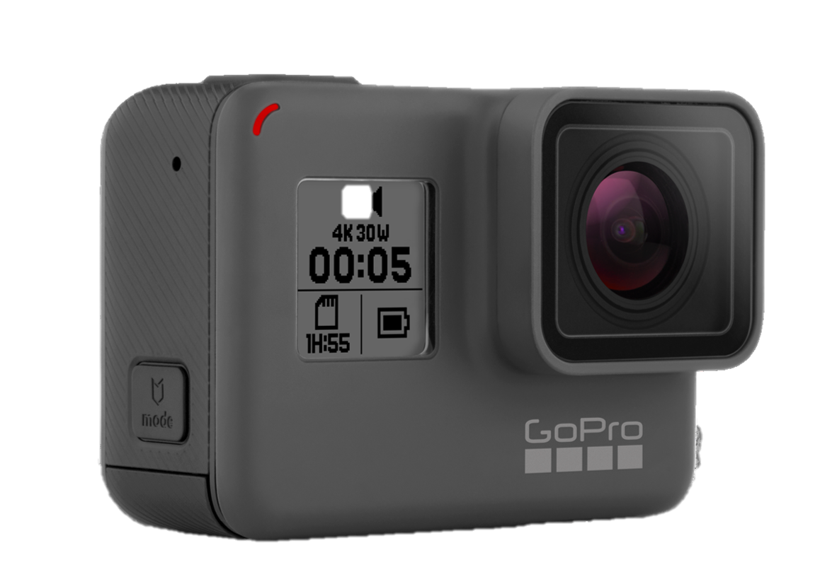 Image of GoPro Hero 5 Black camera