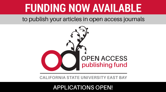 Open Access Publishing Fund: Funding now available to publish your articles in open access journals - applications open!