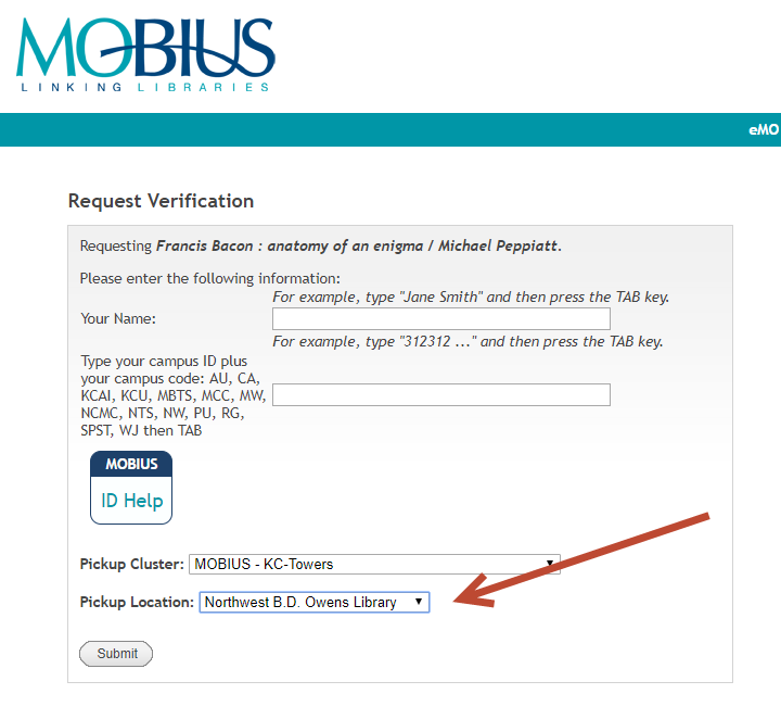 [ Image of Mobius Request Verification ]