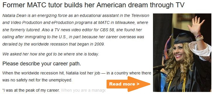 Read more about Natalia's journey.