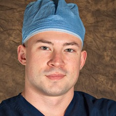 Shawn Hoekman, former Surgery Technology student and A&P tutor, current surgery tech