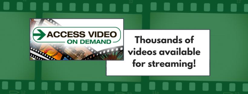 Access Video on Demand