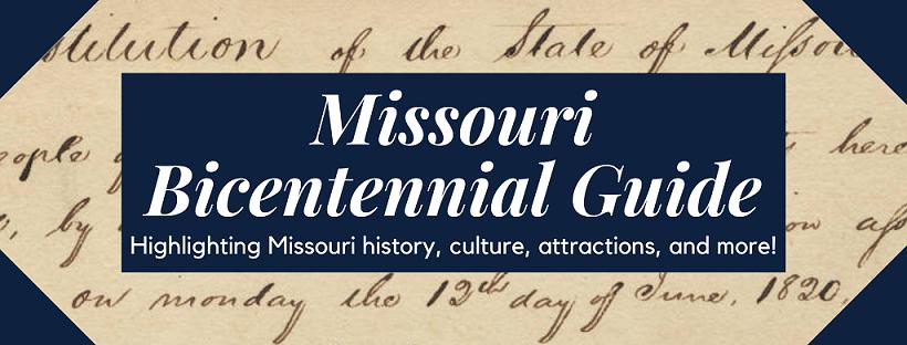 Missouri Bicentennial guide