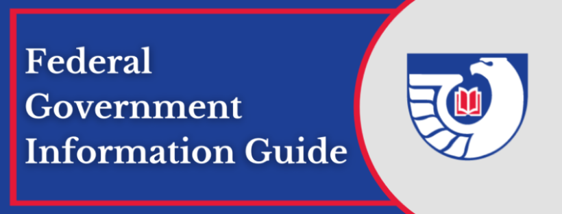 Federal Government Information guide