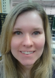 Julie Cox, Outreach and Training Librarian