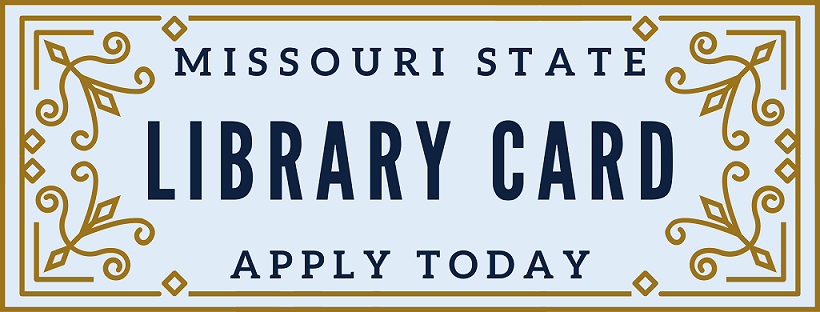 Missouri State Library card