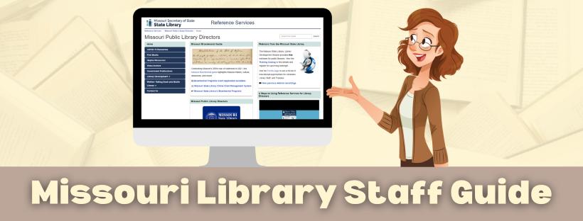 Missouri Public Library Directors Guide