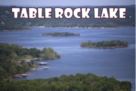 view of Table Rock Lake