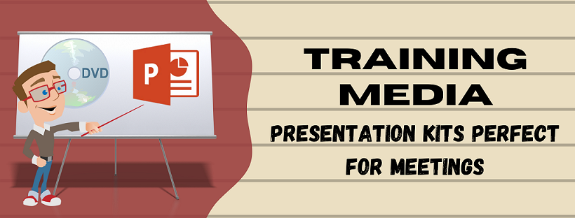 Training Media presentation kits