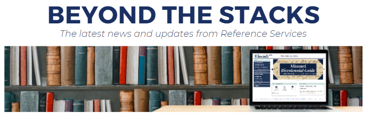 Beyond the Stacks newsletter